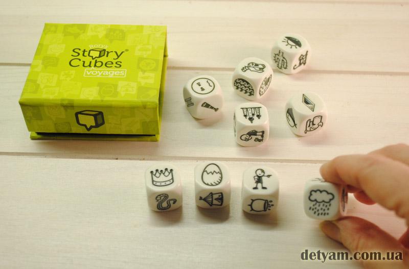 Правила настольной игры кубики историй