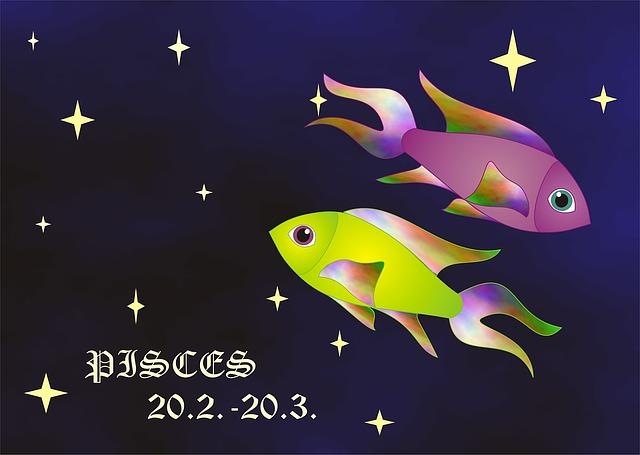 зодиак рыбы