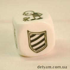 Story Cubes кубик историй с картинкой щит